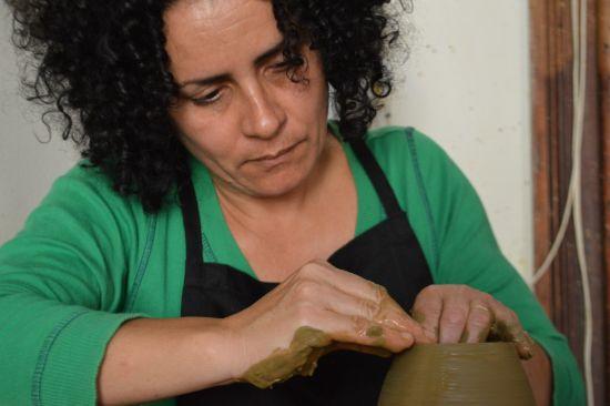 trinidad, artes plasticas, santander, ceramistas