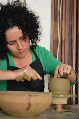 trinidad, artes plasticas, ceramistas,