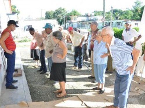 ancianos, atencion al adulto mayor, cuba, envejecimiento poblacional, sancti spiritus