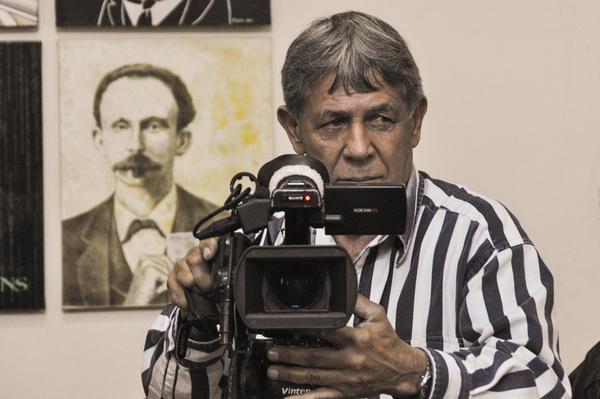 Antonio Gómez fue proclamado Premio Nacional de Periodismo José Martí por la obra de la vida del 2015.