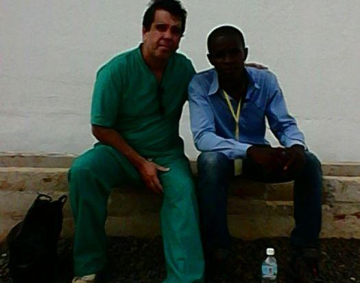 ebola, medicos cubanos, salud publica, africa occidental, trinidad