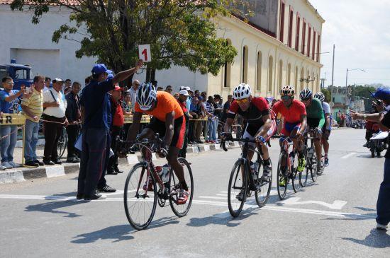 Vuelta ciclística Sancti Spíritus