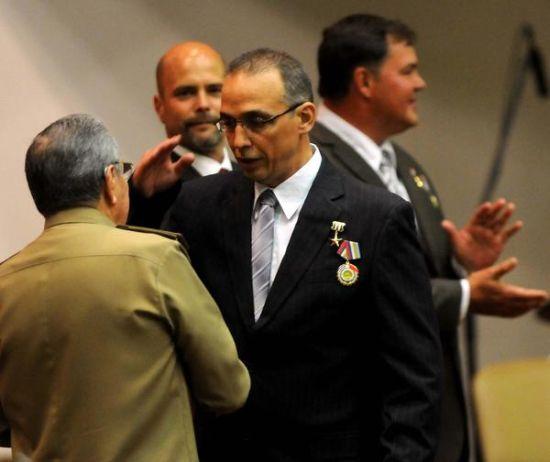 cuba, raul castro, antiterroristas cubanos, antonio guerrero, horoes de cuba