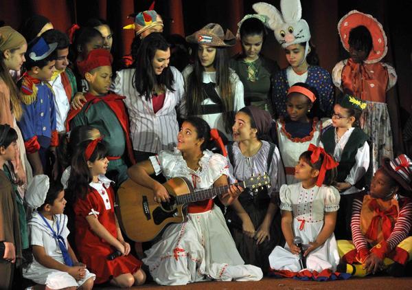 Raúl: la agrupación se ha convertido en una escuela para sus integrantes y el público en general.
