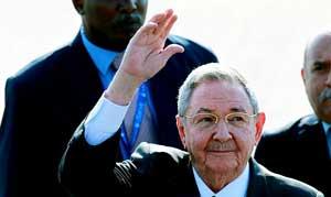 Raúl asistirá este domingo a la toma de posesión del mandatario electo de Uruguay, Tabaré Vásquez.