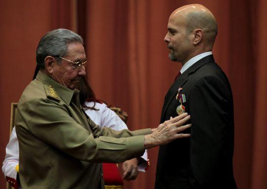 cuba, raul castro, cinco heroes, heroes cubanos, gerardo hernadez, ramon labañino, antonio guerrero, fernando gonzalez, rene gonzalez