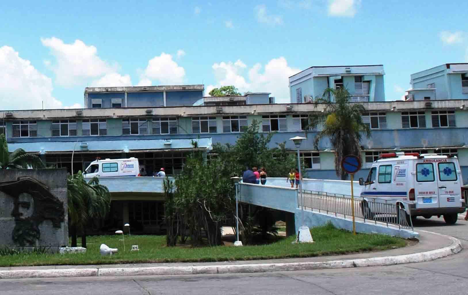 En el Hospital Camilo Cienfuegos de Sancti Spíritus se han atendido a los lesionados.