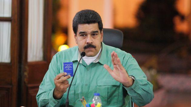 Maduro demandó al presidente estadounidense,Barack Obama, considerar las pruebas presentadas sobre gestiones de funcionarios de su embajada en Caracas.
