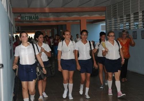 carreras pedagogicas, formacion vocacional, sancti spiritus, universidad jose marti