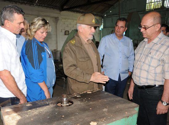 sancti spiritus, fomento, ramiro valdes, producciones varias, Unidad Empresarial de Base Mármoles del Centro, empresa cubana del marmol