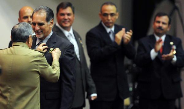 cuba, los cinco, heroes cubanos, raul castro, rene gonzalez