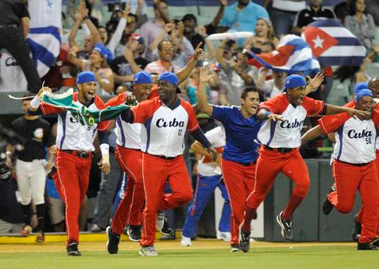 cuba, serie del caribe, puerto rico, beisbol, san juan, vegueros, pinar del rio, frederich cepeda