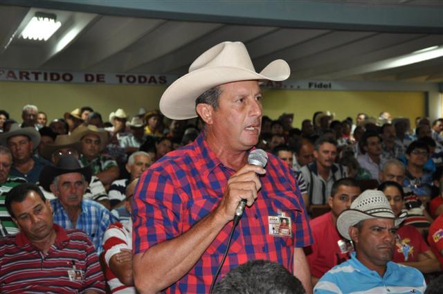 También los delegados hablaron, entre otros temas, de la actividad ganadera, la producción tabacalera y los cultivos varios.