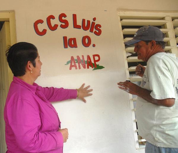 Martínez Hernández es miembro de la junta directiva de la CCSF desde el 2008 y presidenta a partir del 2013.