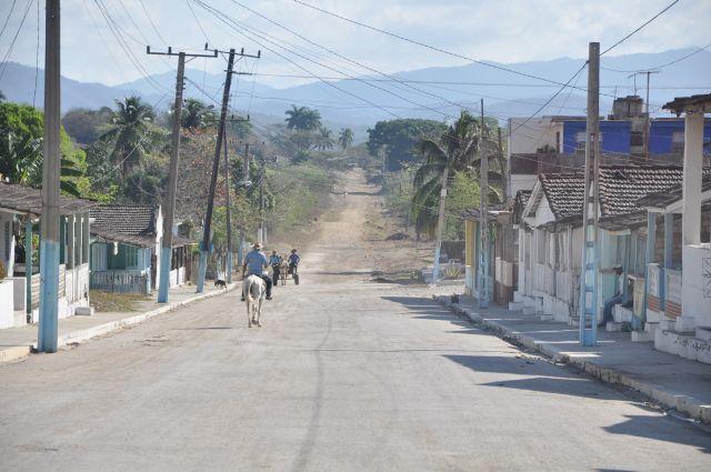 sancti spiritus, plan turquino, comunidades rurales, viales