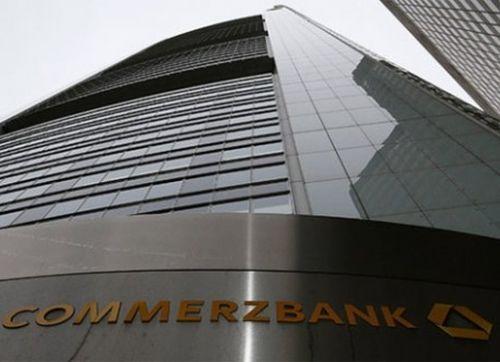 Commerzbank está considerado como el quinto banco más poderoso del mundo. | Foto: Reuters.