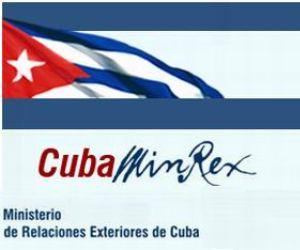 La Cancillería cubana anunció la nueva ronda de conversaciones entre Cuba y Estados Unidos.