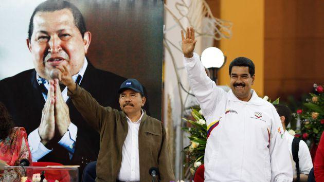 ¿Dónde está la amenaza?, se preguntó Ortega.