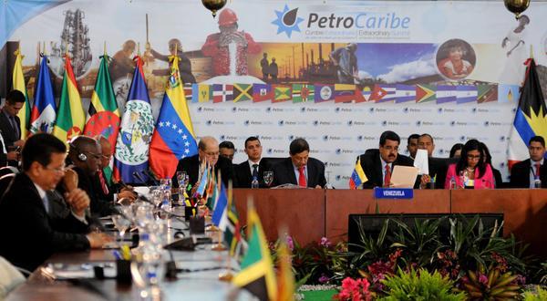 Petrocaribe es un convenio de prosperidad, estabilidad y fuerza integradora, destacó Maduro. Foto AIN.