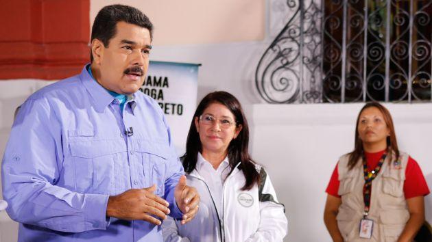 Maduro confirmó que Venezuela participará en la VII Cumbre de la Américas, en la que se enfrentarán los dos modelos, el colonialismo neoliberal y el de la soberanía, la paz y la democracia bolivariana.