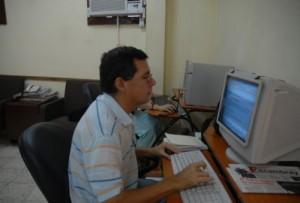 Ojito resulta el periodista espirituano más reconocido con el Premio Anual de Periodismo Juan Gualberto Gómez.