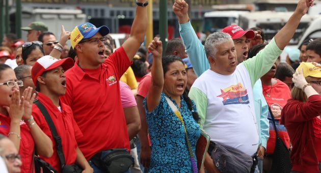Cabello demandó al gobierno estadounidense a respetar la soberanía venezolana y a no inmiscuirse en sus asuntos internos.