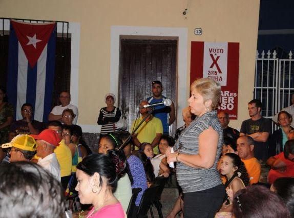 elecciones en cuba, nominacion de candidatos, elecciones parciales en cuba