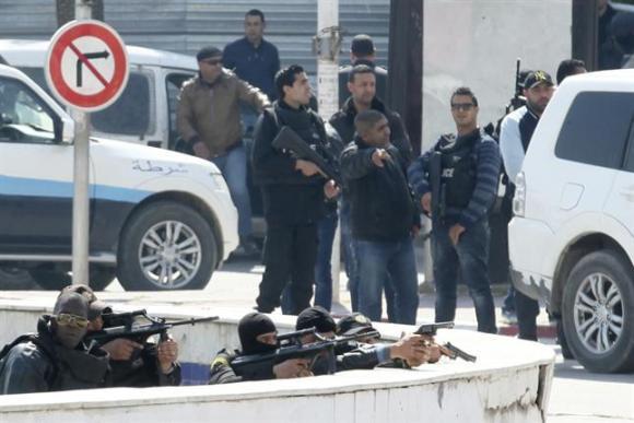 Atentado en Túnez.