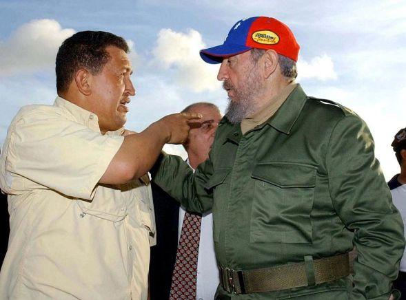 cuba, venezuela, hugo chavez,