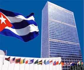 Cuba participó en un debate de alto nivel del principal órgano de la ONU, dedicado a la equidad de género y el empoderamiento de las femeninas.