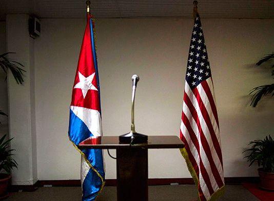 cuba, estados unidos, relaciones diplomaticas