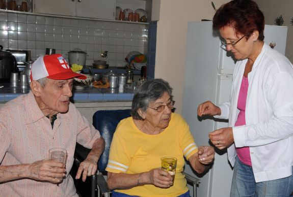 sancti spiritus, envejecimiento poblacional, asistencia social, seguridad social, ancianos