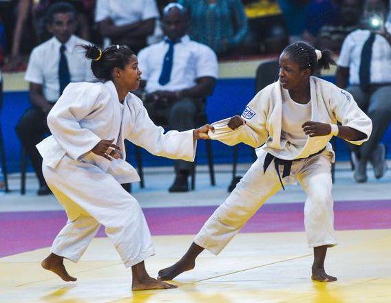 sancti spiritus, dayaris mestre, campeonato nacional de judo, cuba