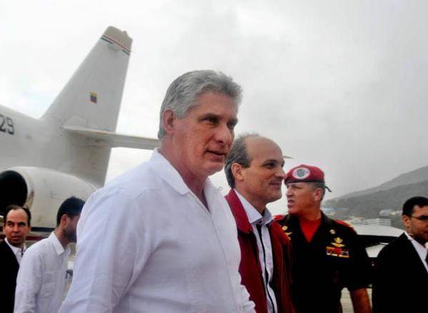 cuba, venezuela, hugo chavez, petrocaribe, miguel diaz-canel