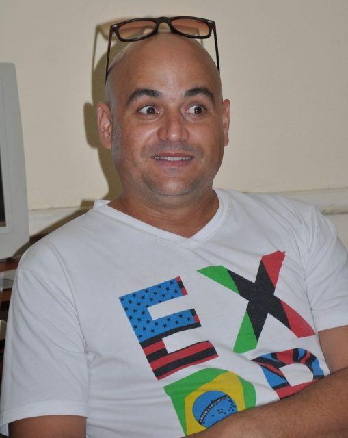 sancti spiritus, andy vazquez, humorista, vivir del cuento
