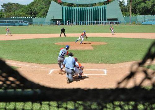 sancti spiritus, los gallos, serie nacional de beisbol