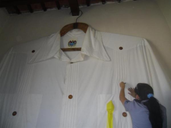 sancti spiritus, guayabera, los cinco, heroes cubanos