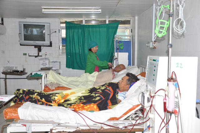 sancti spiritus, nefrologia, salud publica, hospital provincial camilo cienfuegos,