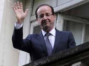 De acuerdo con el comunicado de la presidencia francesa, la visita de Hollande se produciría en mayo próximo.
