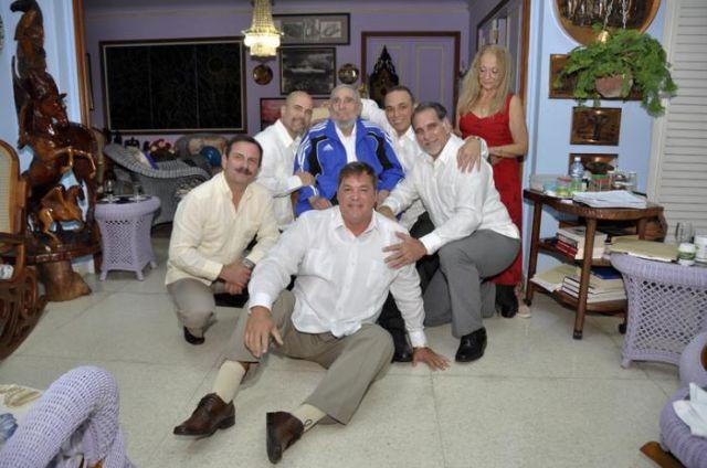 cuba, fidel castro, los cinco, heroes cubanos, gerardo, ramon, antonio, fernando, rene
