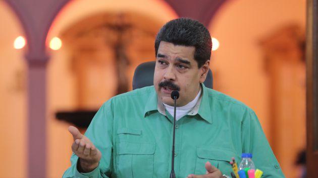 Maduro explicó que para garantizar la paz, entre otras iniciativas diplomáticas convocaron el respaldo de Unasur y la Celac como anillos protectores de la integridad territorial.