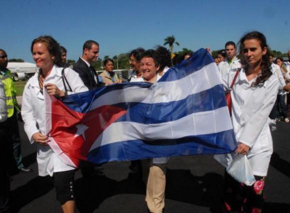 cuba, solidaridad, medicos cubanos, salud publica, colaborcion medica cubana