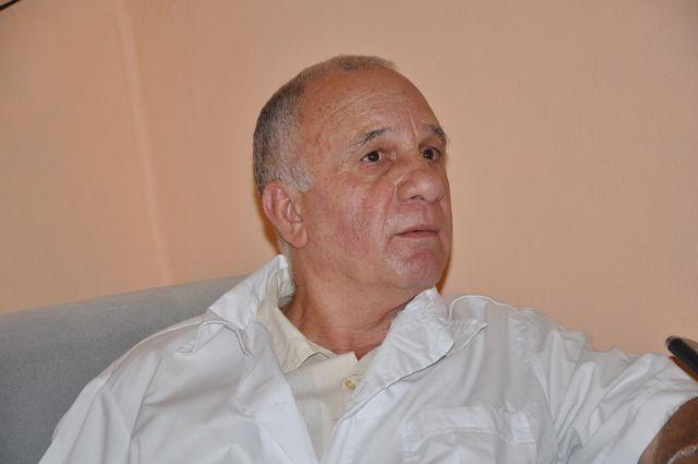 Miguelito guarda recuerdos entrañables de sus misiones en Tanzania y Venezuela.