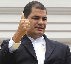 Es inadmisible lo que hizo Barack Obama, puntualizó Correa.