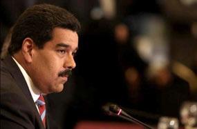 Maduro resaltó que se aprobó por unanimidad el respaldo a Venezuela.