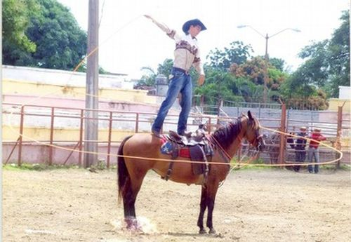 sancti spiritus, rodeo cubano, mayabeque, parque de feria delio luna echemendia