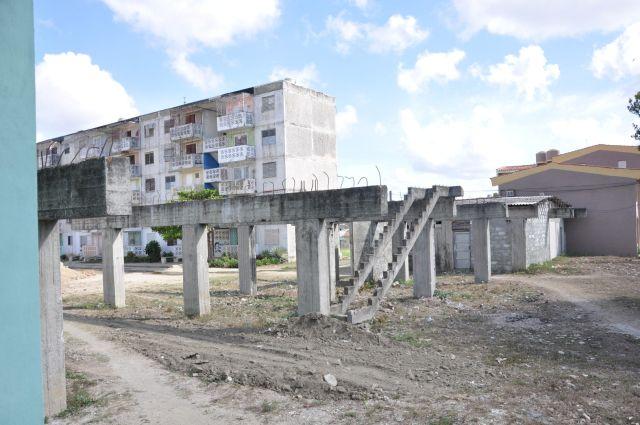sancti spiritus, contrucciones, Unidades Municipales Inversionistas de la Vivienda,