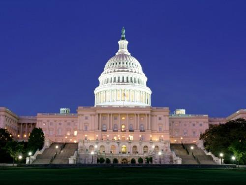 CapitolBuildingatNightWashingtonDC