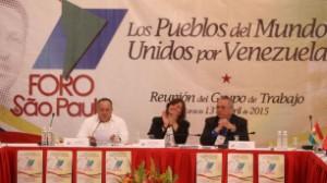 El Foro de Sao Paulo agrupa a los partidos políticos progresistas y de izquierda de la región.