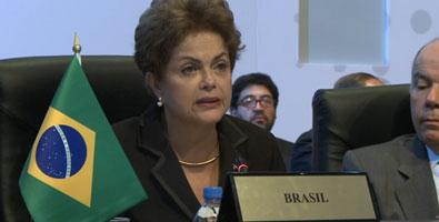 Rousseff celebró la aproximación entre Washington y La Habana.